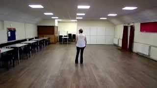 Brand New Man,  32 count, 4 wall, beginner level linedance with 1 easy 8 count tag.