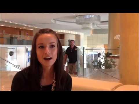 U.S. Junior Achiever Rebecca Saunders