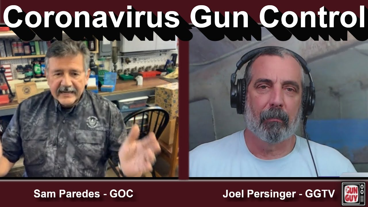 Gun Control Push During COVID-19 Pandemic - Interview with Sam Paredes of GOC