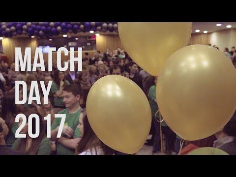 Georgetown Match Day 2017