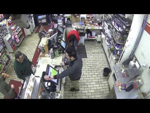 7-11 Store - 902 W. 1st Street (Assault & Property Damage)