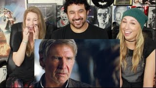 the force awakens a bad lip reading featuring mark hamill as han solo reaction