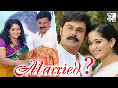 Dileep, Kavya Madhavan Getting MARRIED?