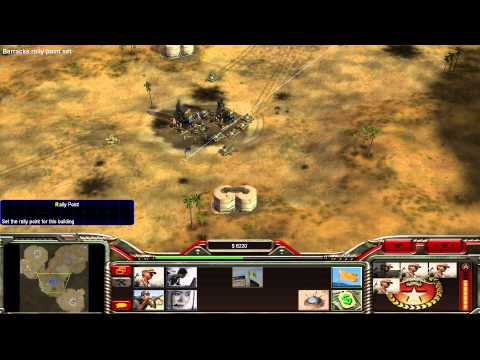 Command & Conquer Generals: Zero Hour Gameplay China 1v1