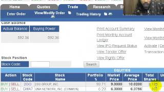 Eye Opener Philippine Stock Market (COLfinacial)