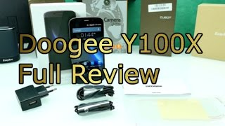 doogee Nova Y100x Review - Curved Chinese Budget Phone - Guestreview 4K