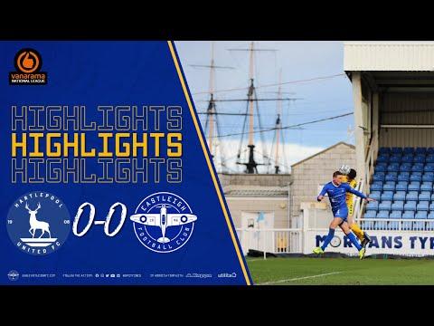 Hartlepool Eastleigh Goals And Highlights