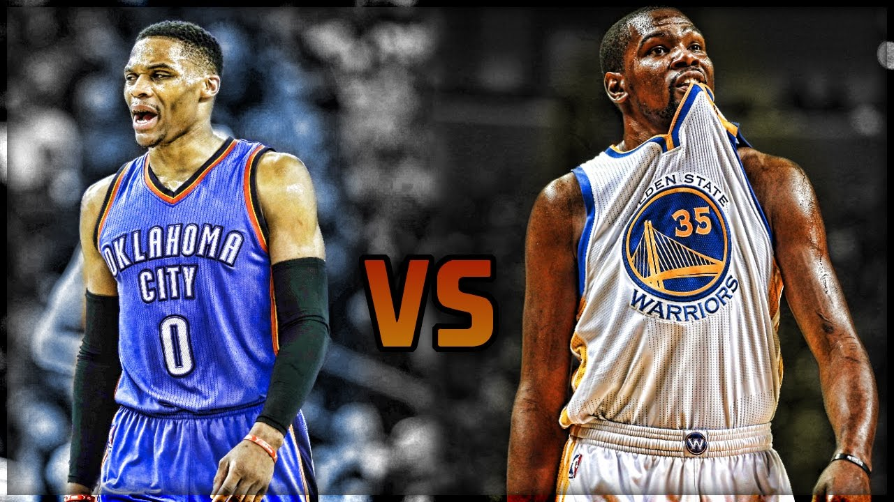 b75bed522607 Russell Westbrook vs Kevin Durant - WHO S BETTER !  PT. 1  - YouTube