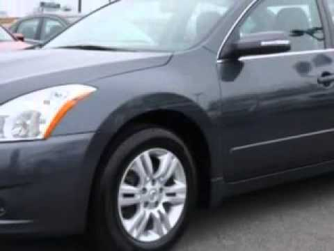 Used 2011 Nissan Altima 2 5 Sl Greensboro Winston Salem