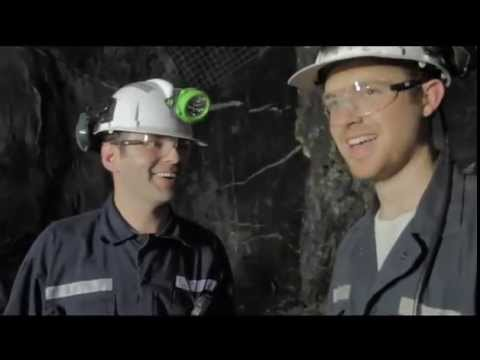 Careers in Modern Mining & Technology - Geology