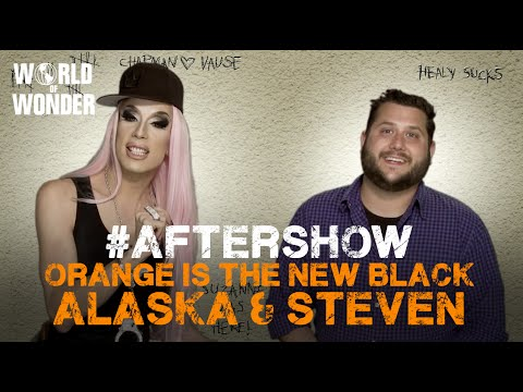 Orange Is The New Black Season 3 w/ Alaska Thunderfuck & Steven Sims #AfterShow