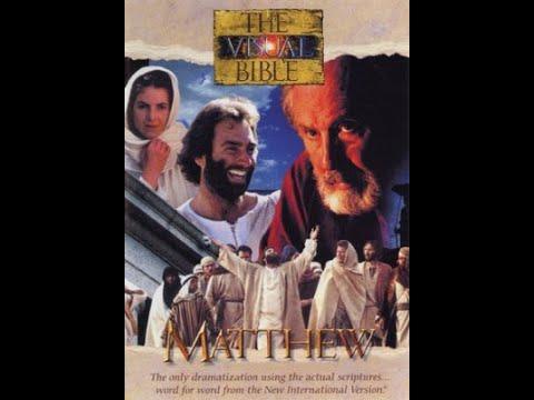 სრული ფილმი იესო ქრისტე  მათეს სახარება  Full movie Georgian Matthews Gospel