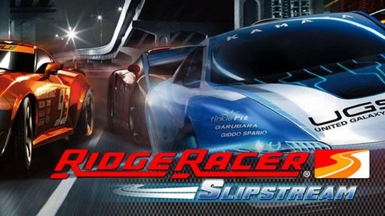 Image result for Ridge Racer Slipstream