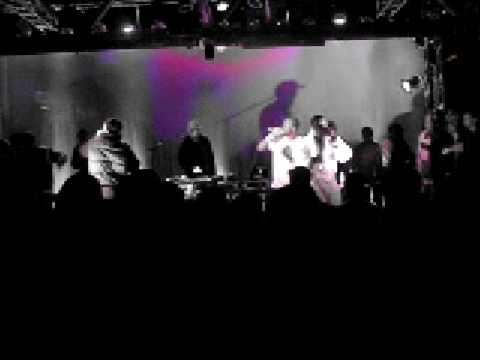 Pacific Division- She Snippet (Live  @ Dub Frequency)