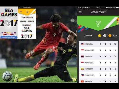 """Download SEA Games 2017 Berita Update """"Android"""""""