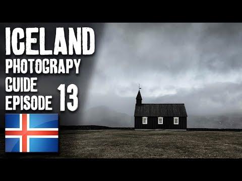 Landscape Photography in Iceland - Episode 13 - Black Church of Búðir