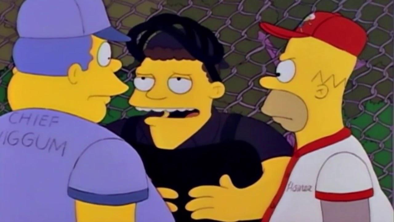 Simpsons Guy Deutsch