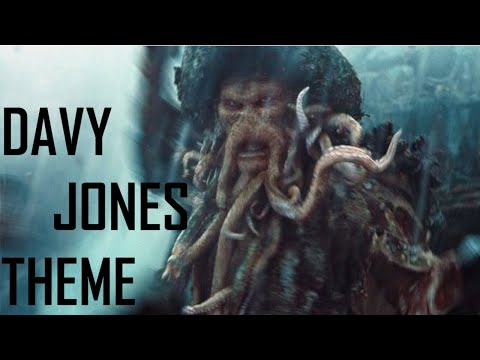 Davy Jones Theme
