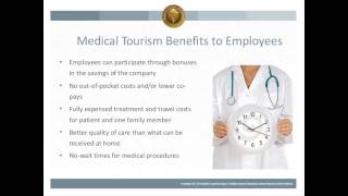 Self- Funding: Passport To Medical Tourism For U.s. Employers