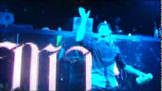 2010 Super Bartender John Lady Gaga Led Flair Show
