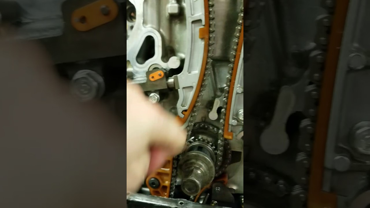 timing a k20 or k24 honda engine - youtube honda k24 wiring schematic honda k24 belt diagram #10