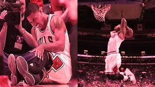 Derrick Rose: Top 10 Dunks as a Chicago Bull after ACL Tear