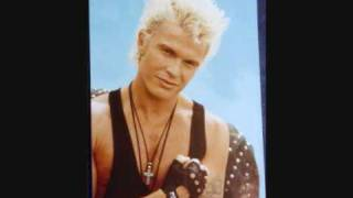 billy idol sleeping with an angel