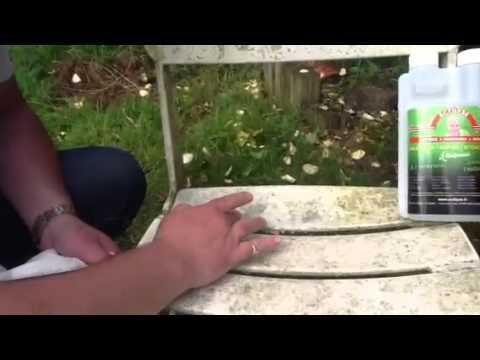 Nettoyer salon de jardin  YouTube