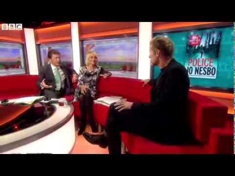 Jo Nesbo Harry Hole returns BBC News