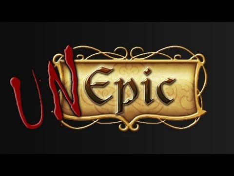 Unepic - Walkthrough - Part 9 - Drakonius Boss (Unepic Gameplay)