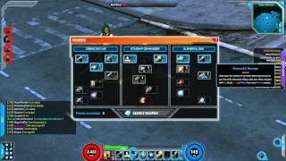 Marvel Heroes - Star Lord Gameplay  Comic Costume  With Gamora  No Commentary Wh