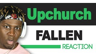 Upchurch - Fallen ft. My Mama (Lets Go Church) TM Reacts (2LM Reaction)