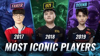 The Most Iconic Pro Players From Every Season - League of Legends