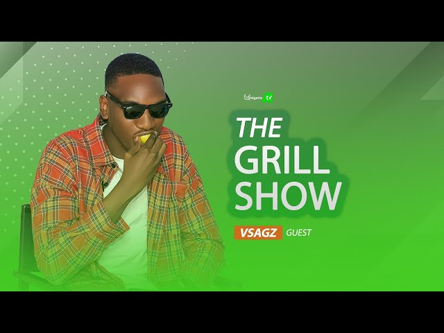 THE GRILL SHOW WITH VSAGZ