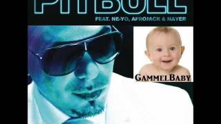 GammelBaby - Pitbull - Give Me Everything(Adam F Dutch Step Remix)
