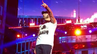 Eminem - Love the Way You Lie ft. Skylar Grey (Stockholm, Sweden, 02.07.2018) Revival Tour