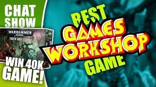 Weekender: Win A Gw Starter Box! Which Games Workshop Game Is Best?