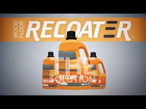 TV Ad - New Program: Wood Floor Recoater