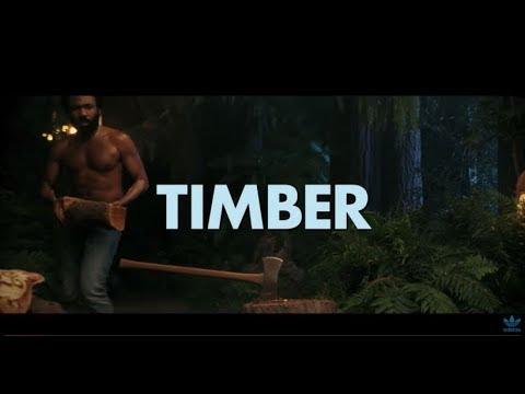 adidas Originals   Donald Glover Presents   Timber