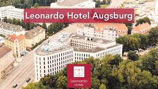 Leonardo Hotel Augsburg - Sneak Peek Preview