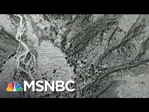 Pentagon Releases Footage Of Afghanistan Bomb Strike | Morning Joe | MSNBC