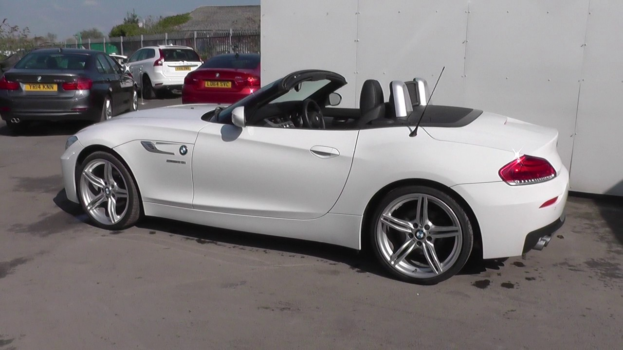 Bmw Z4 28i Sdrive M Sport 2dr U23626 Youtube