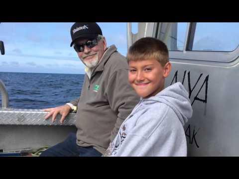 Salmon Halibut Fishing. Kingfisher Lodge Sitka, Alaska