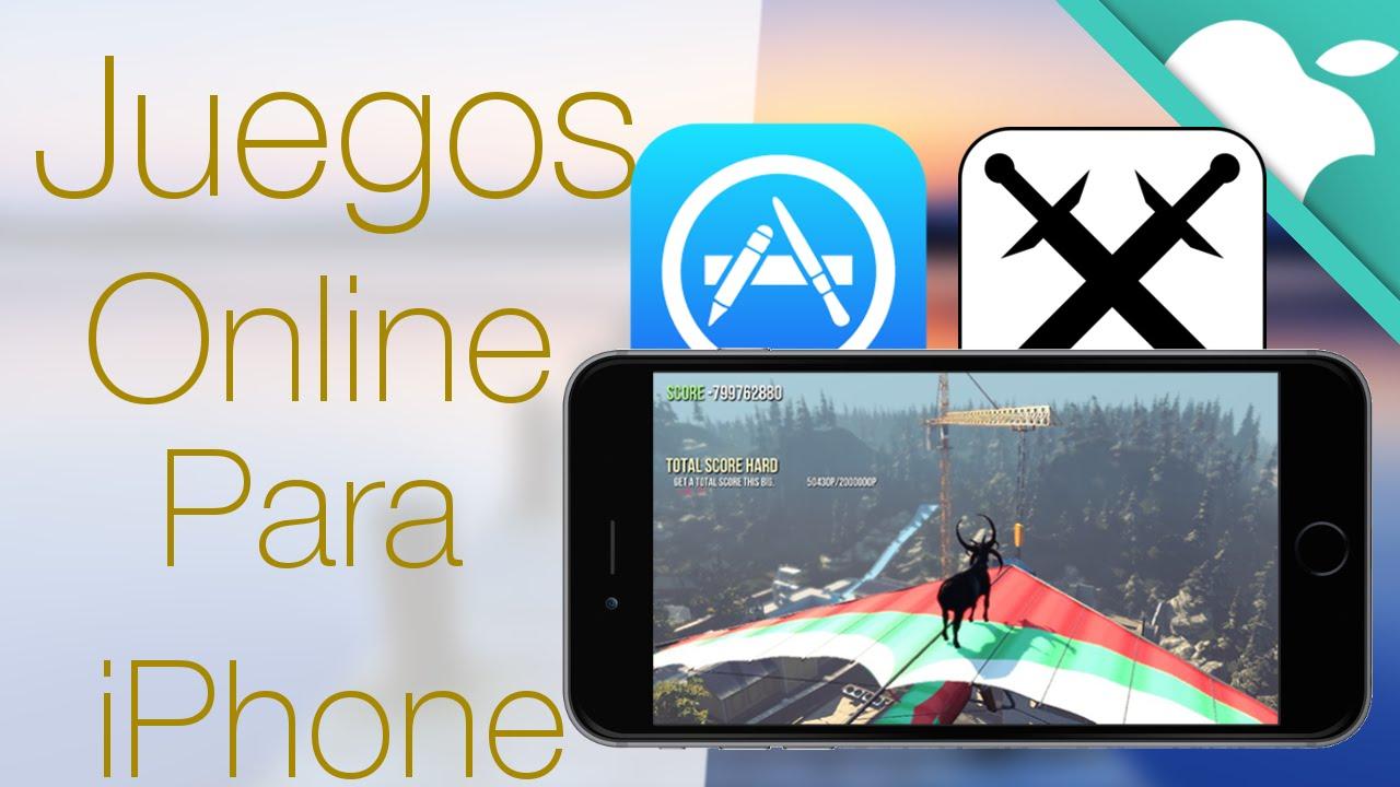 juegos online para iphone