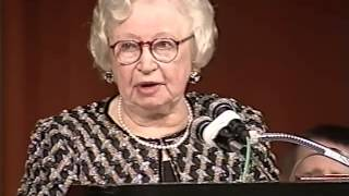 Miep Gies, 1994 Wallenberg Lecture