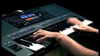 Demo Yamaha PSR SX-900