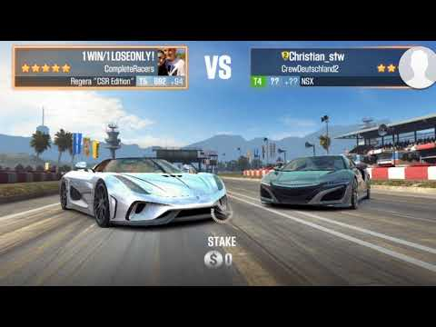 CSR2 The Only Way to Win EVERY online race (glitch)