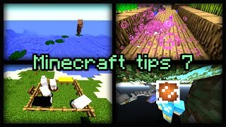 Các mẹo hữu ích trong minecraft mà bạn nên biết - phần 7