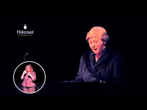 The Legacy of the Holocaust - Frances Fitzgerald, TD, Minister for Justice and Equality
