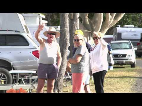 Bargara Beach Caravan Park, Coral Coast Queensland